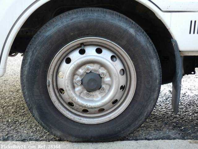 Used 2006 MT Mazda Bongo Truck KQ-SKF2T Image[11]