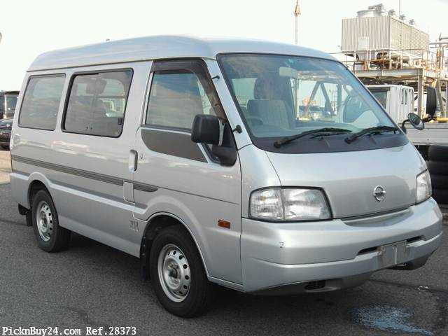 Used 2007 AT Nissan Vanette Van KQ SKF2VN