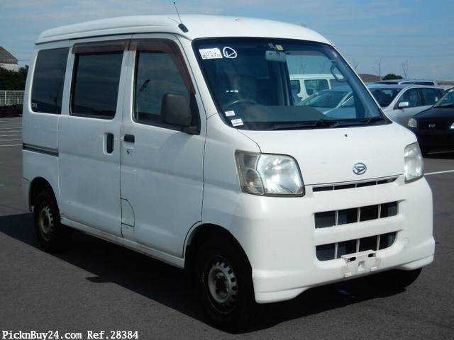 Used 2007 MT Daihatsu Hijet Cargo LE-S320V