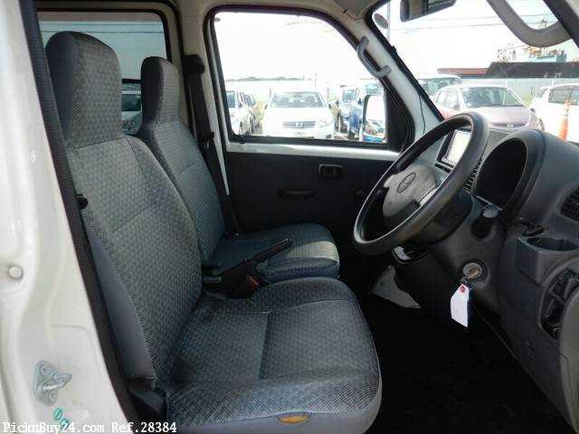 Used 2007 MT Daihatsu Hijet Cargo LE-S320V Image[18]