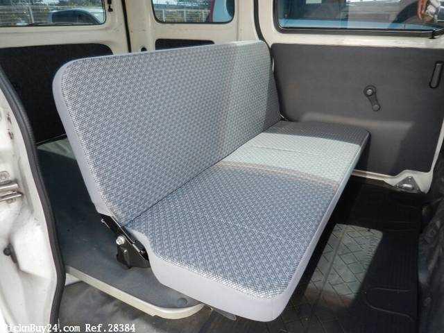 Used 2007 MT Daihatsu Hijet Cargo LE-S320V Image[19]