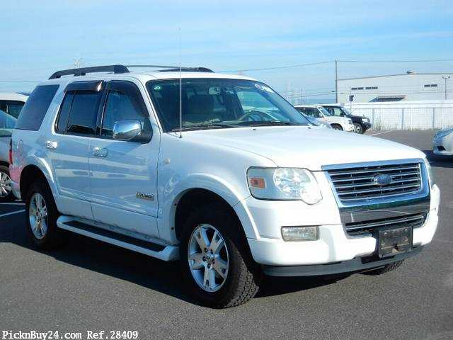 Used 2007 AT Ford Explorer GH-1FMEU74 Image[0]