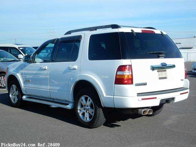 Used 2007 AT Ford Explorer GH-1FMEU74 Image[1]