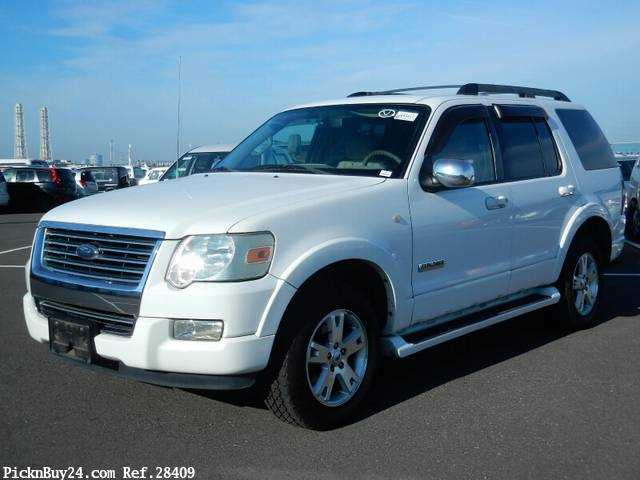 Used 2007 AT Ford Explorer GH-1FMEU74 Image[2]