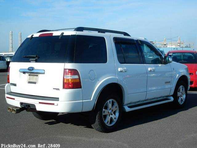 Used 2007 AT Ford Explorer GH-1FMEU74 Image[3]