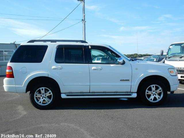 Used 2007 AT Ford Explorer GH-1FMEU74 Image[4]