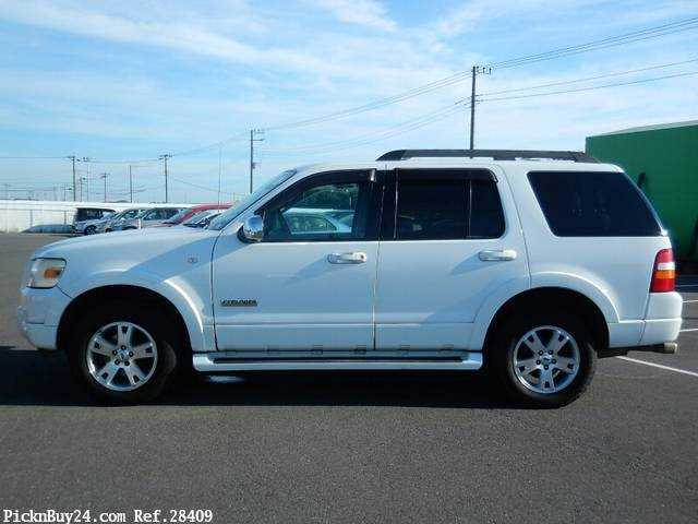 Used 2007 AT Ford Explorer GH-1FMEU74 Image[5]