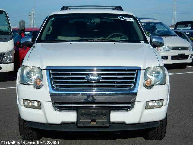 Used 2007 AT Ford Explorer GH-1FMEU74 Image[6]