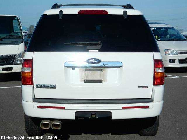 Used 2007 AT Ford Explorer GH-1FMEU74 Image[7]