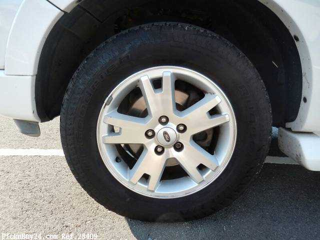Used 2007 AT Ford Explorer GH-1FMEU74 Image[11]