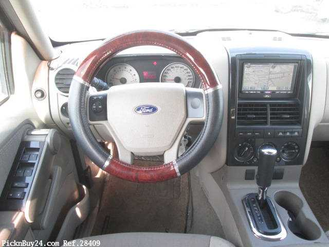 Used 2007 AT Ford Explorer GH-1FMEU74 Image[16]