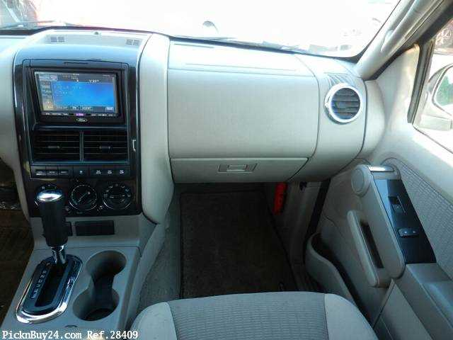 Used 2007 AT Ford Explorer GH-1FMEU74 Image[17]