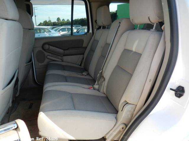 Used 2007 AT Ford Explorer GH-1FMEU74 Image[19]