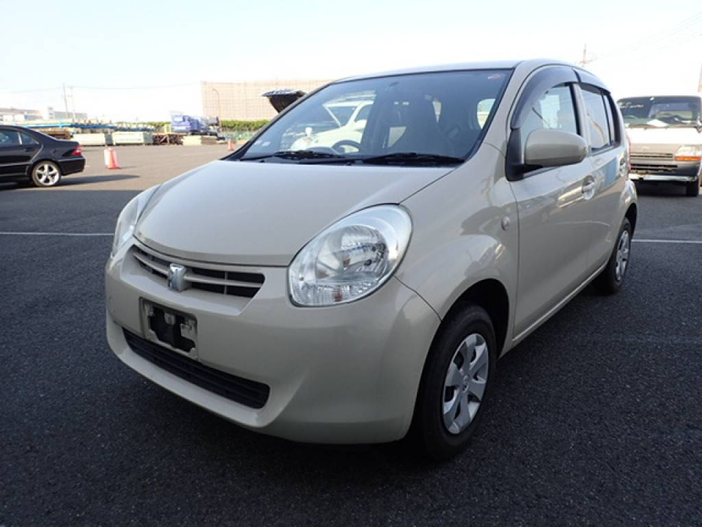 Used 2010 AT Toyota Passo KGC30