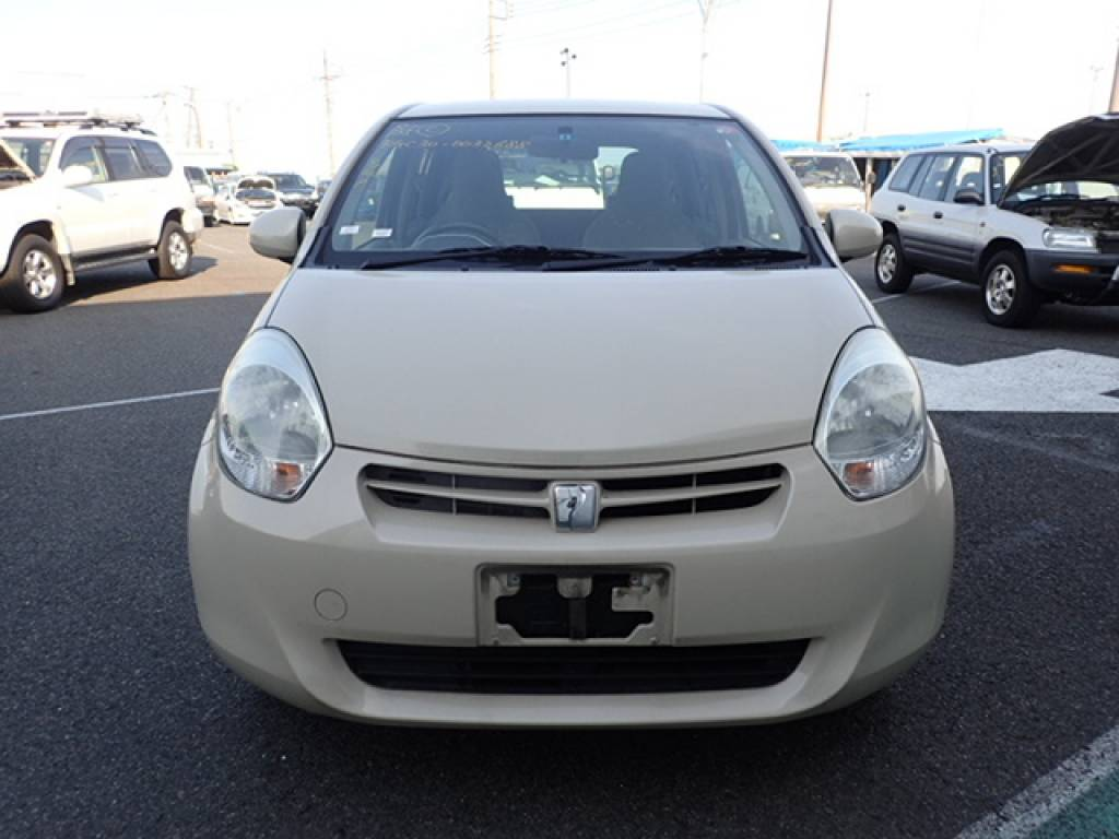 Used 2010 AT Toyota Passo KGC30 Image[4]