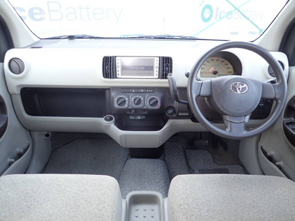 Used 2010 AT Toyota Passo KGC30 Image[13]