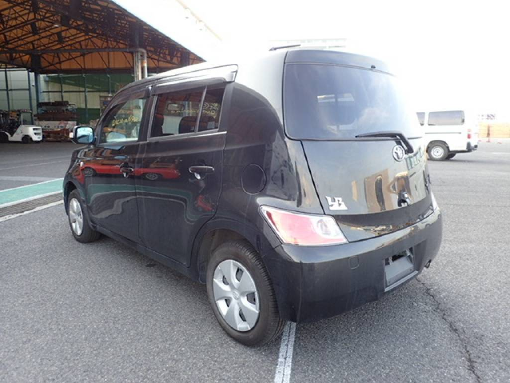 Used 2006 AT Toyota bB QNC20 Image[3]