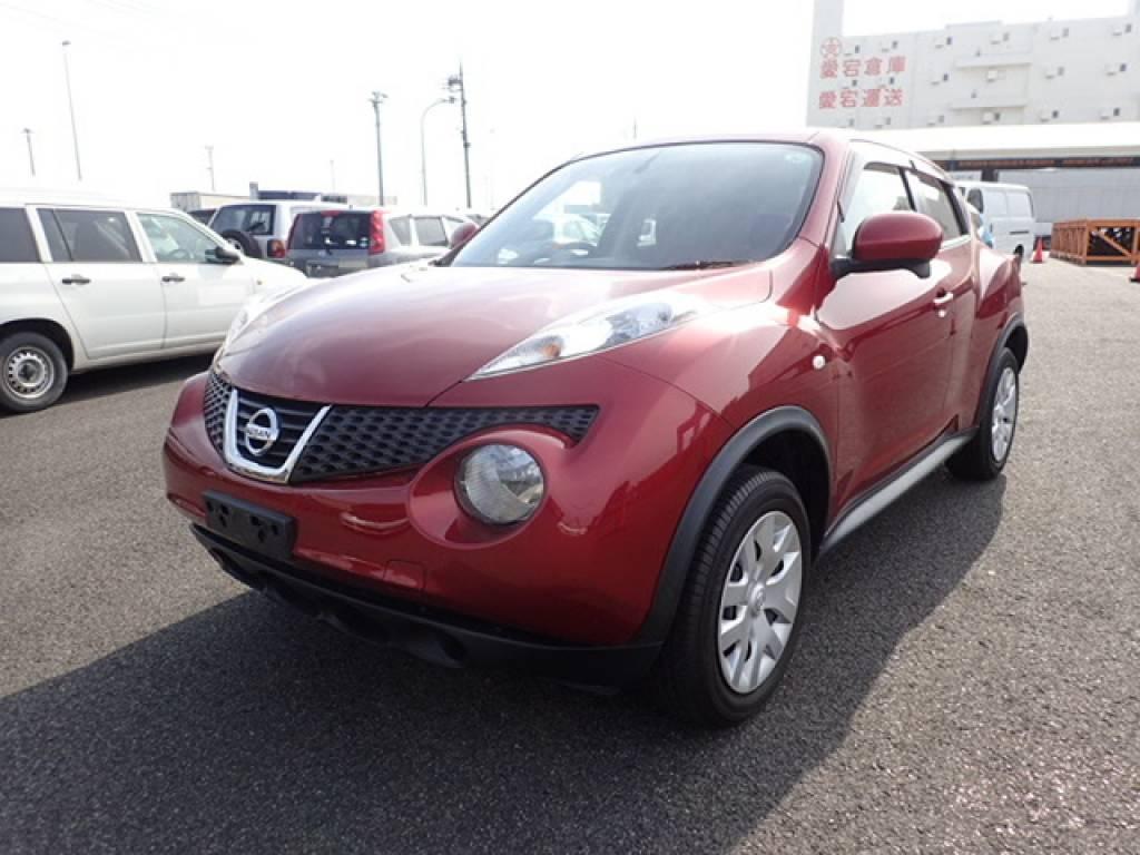 Used 2011 AT Nissan JUKE YF15 Image[1]