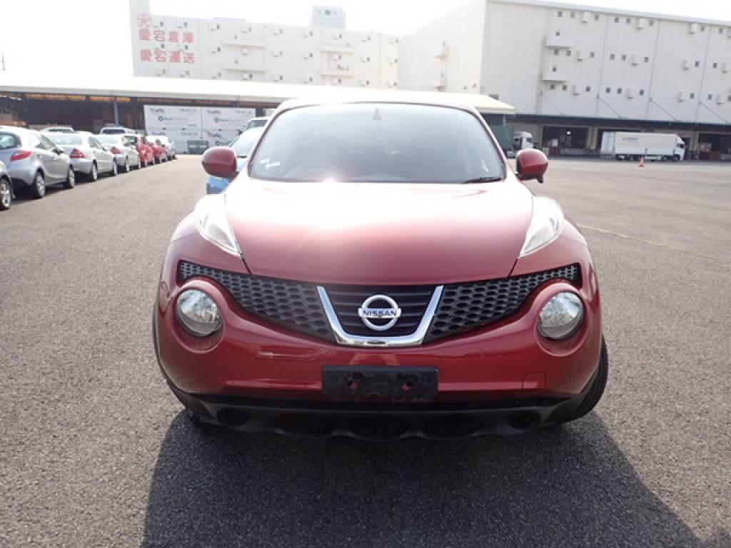 Used 2011 AT Nissan JUKE YF15 Image[2]