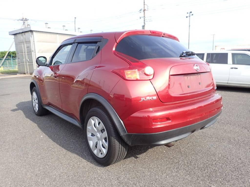 Used 2011 AT Nissan JUKE YF15 Image[4]