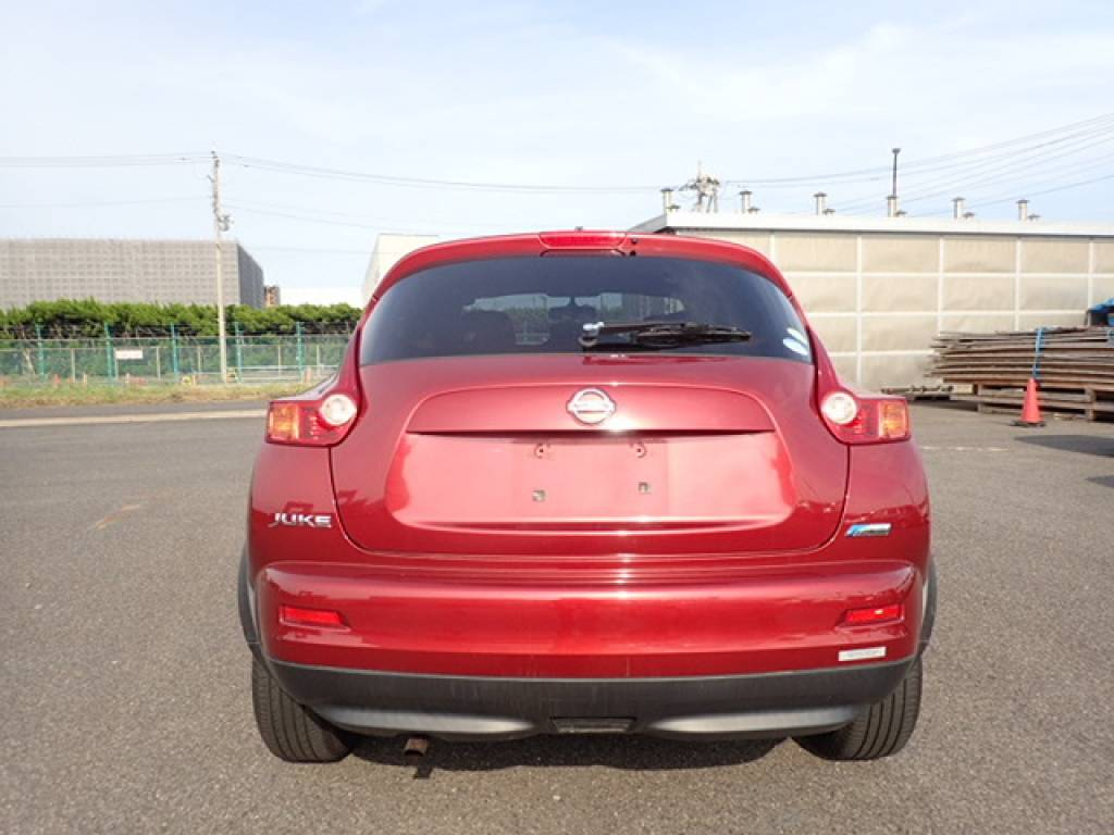 Used 2011 AT Nissan JUKE YF15 Image[5]