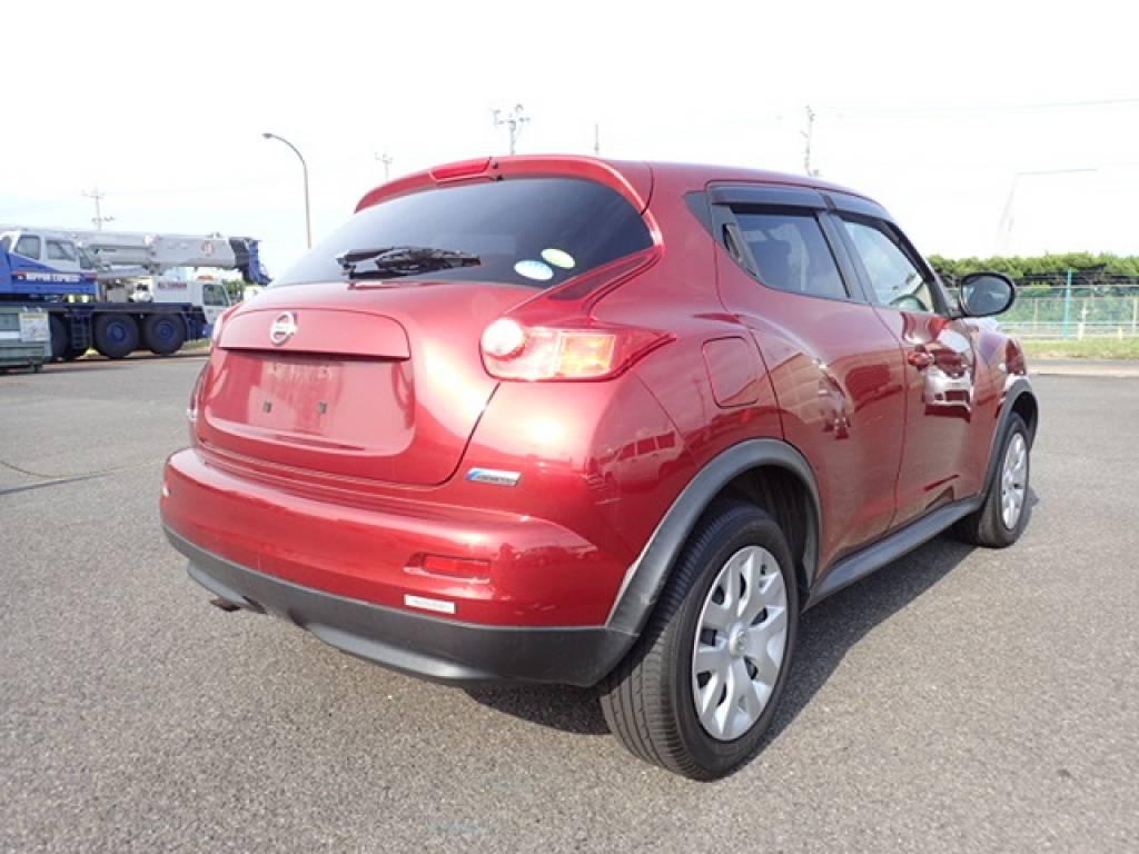 Used 2011 AT Nissan JUKE YF15 Image[6]