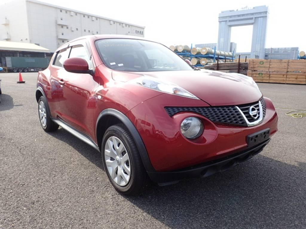 Used 2011 AT Nissan JUKE YF15