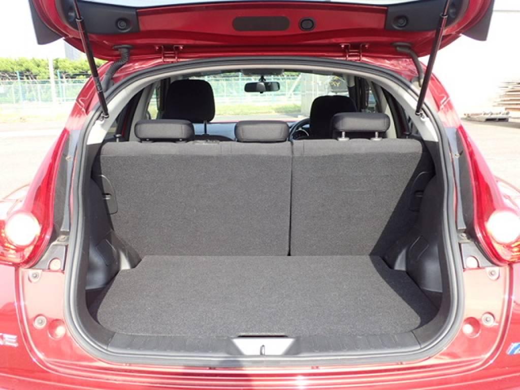 Used 2011 AT Nissan JUKE YF15 Image[8]