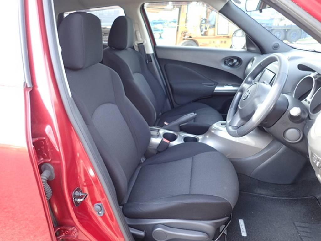 Used 2011 AT Nissan JUKE YF15 Image[9]