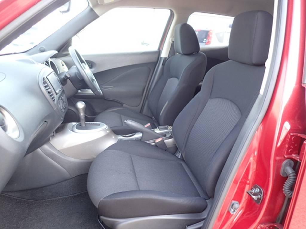 Used 2011 AT Nissan JUKE YF15 Image[10]