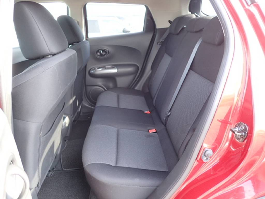 Used 2011 AT Nissan JUKE YF15 Image[11]