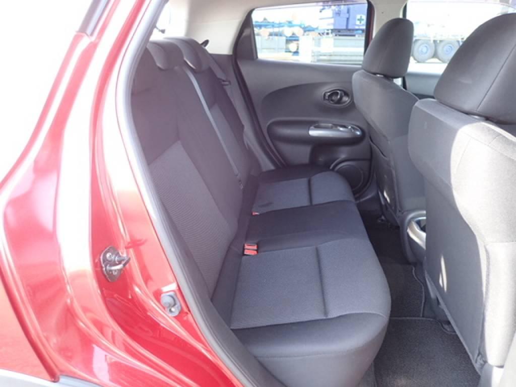 Used 2011 AT Nissan JUKE YF15 Image[12]