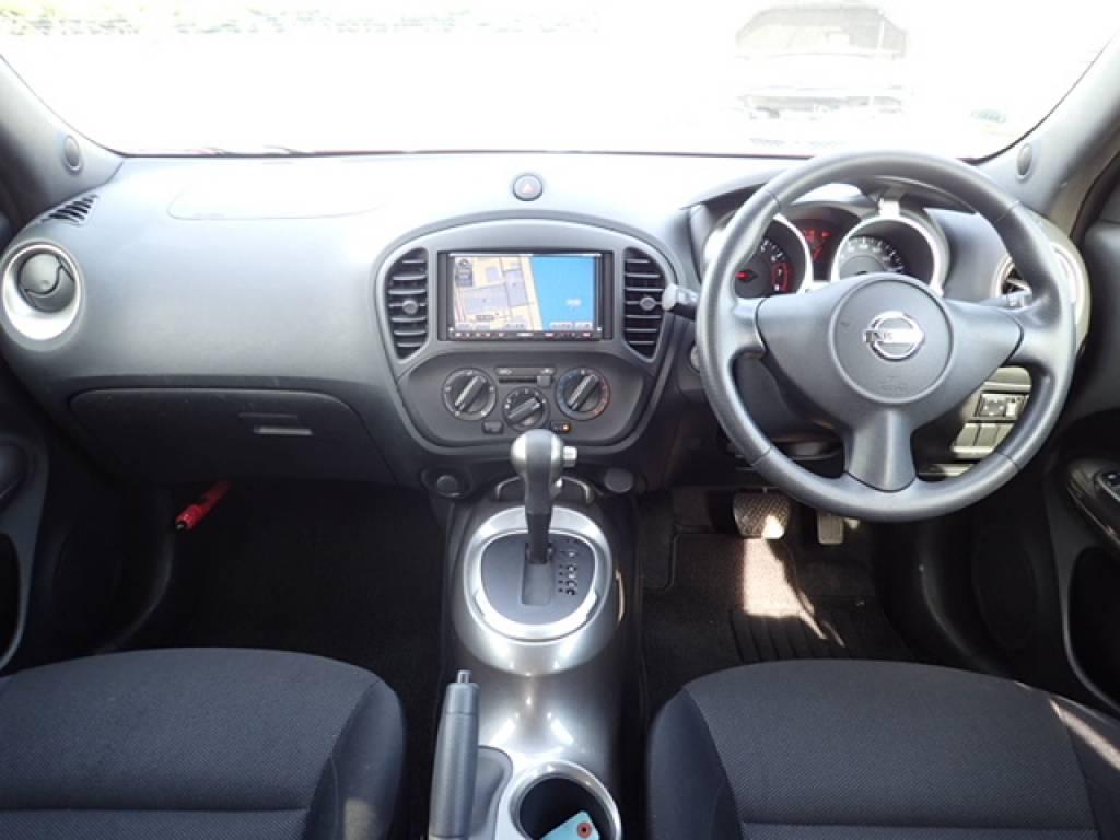 Used 2011 AT Nissan JUKE YF15 Image[13]