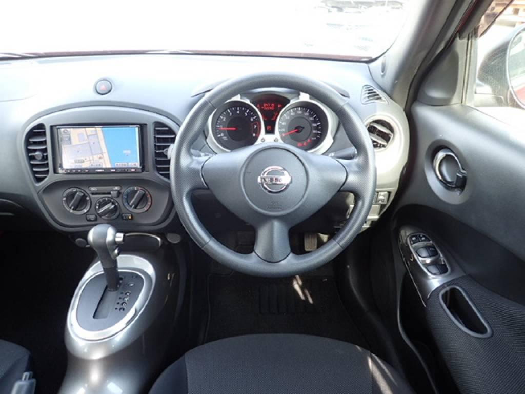 Used 2011 AT Nissan JUKE YF15 Image[14]