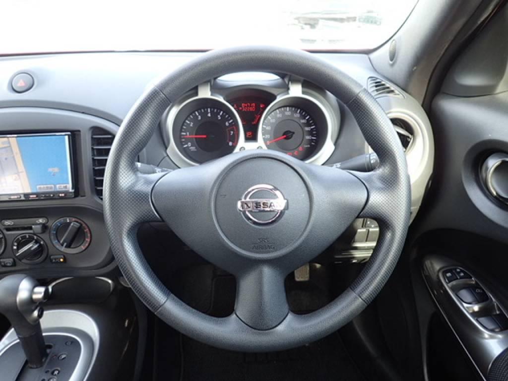 Used 2011 AT Nissan JUKE YF15 Image[16]