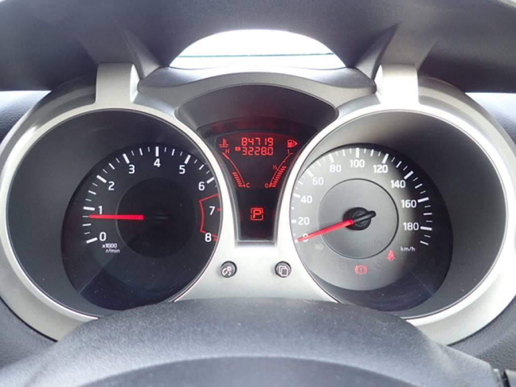 Used 2011 AT Nissan JUKE YF15 Image[18]