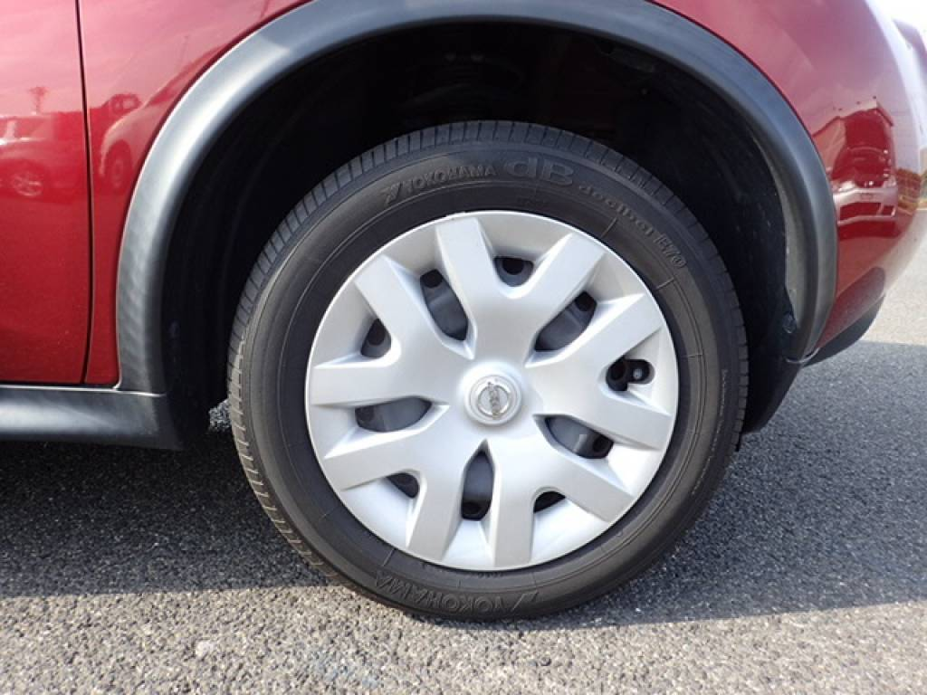 Used 2011 AT Nissan JUKE YF15 Image[29]