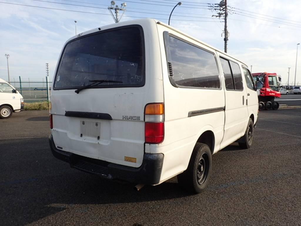 Used 1998 AT Toyota Hiace Van RZH112V Image[2]