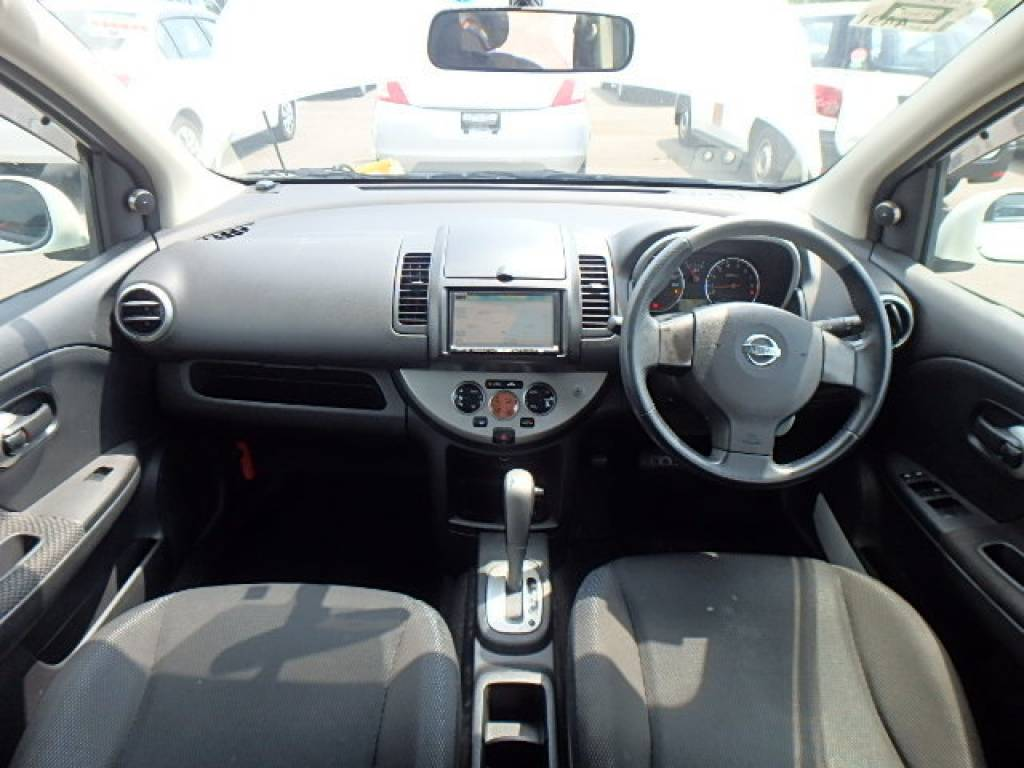 Used 2008 AT Nissan Note E11 Image[6]