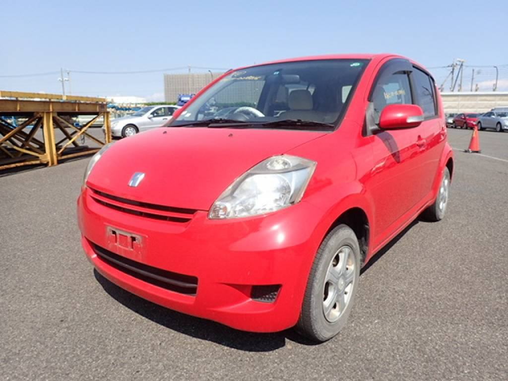 Used 2008 AT Toyota Passo KGC10