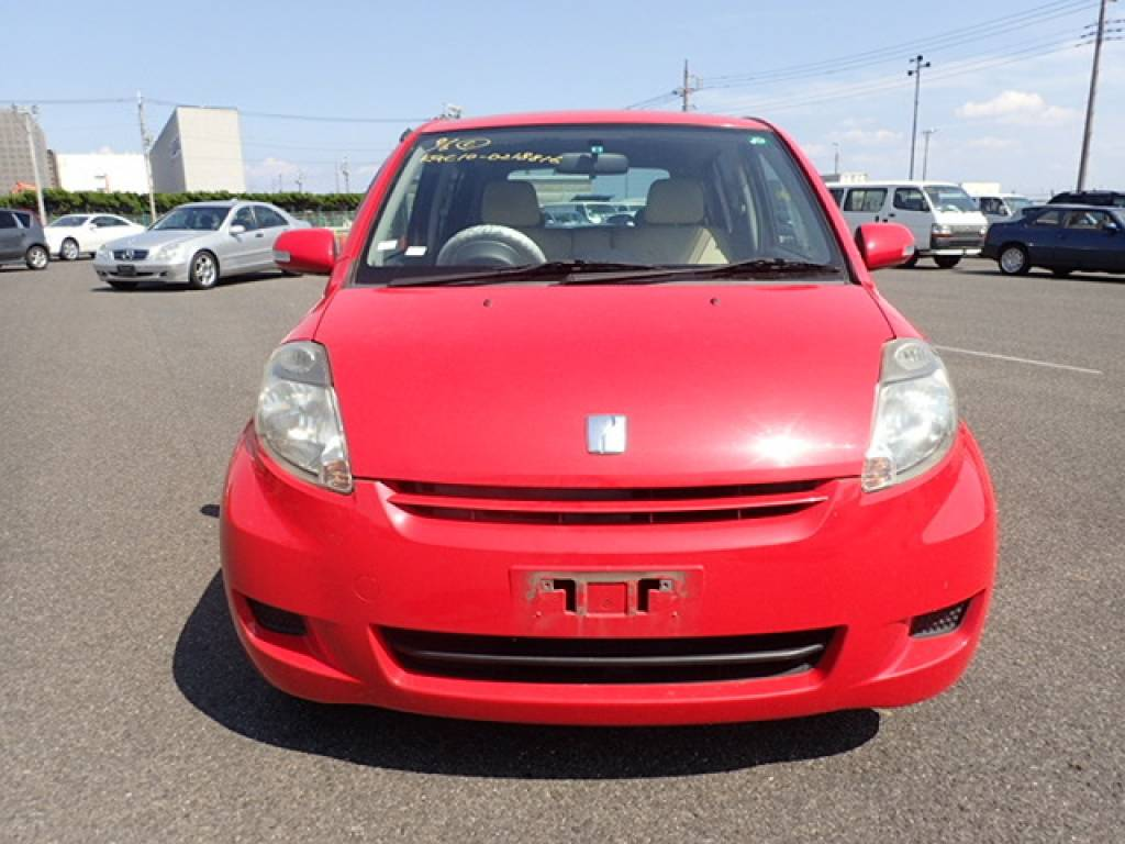 Used 2008 AT Toyota Passo KGC10 Image[2]