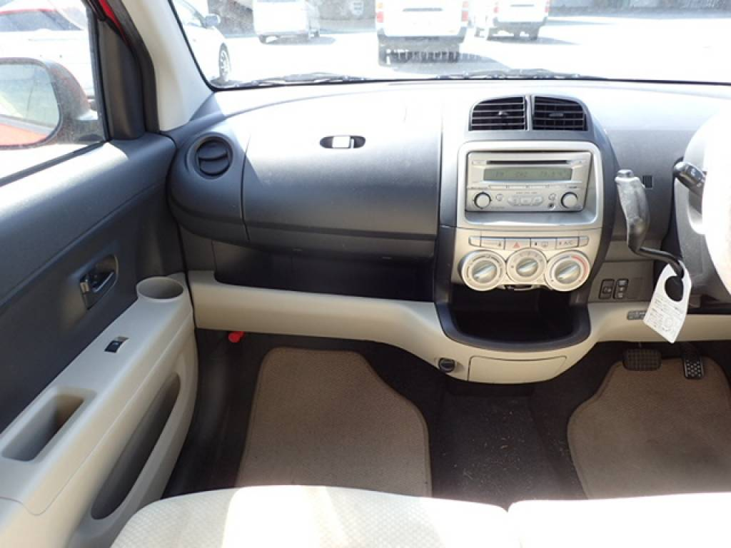 Used 2008 AT Toyota Passo KGC10 Image[21]