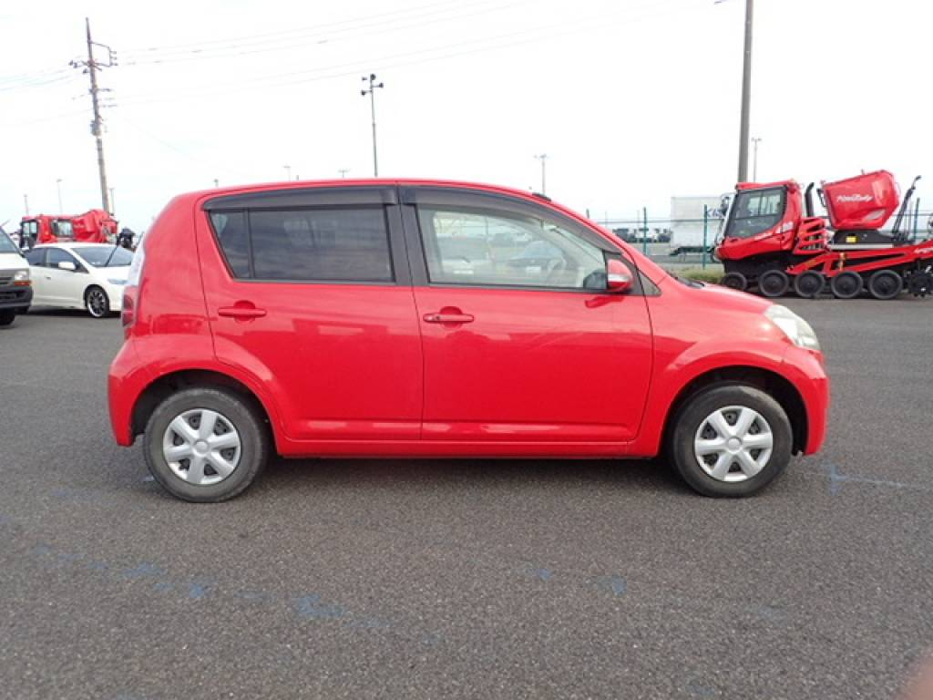 Used 2008 AT Toyota Passo KGC10 Image[5]