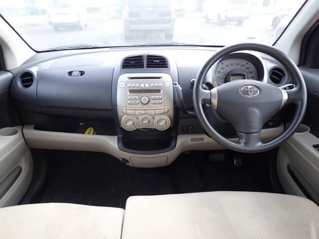 Used 2008 AT Toyota Passo KGC10 Image[15]