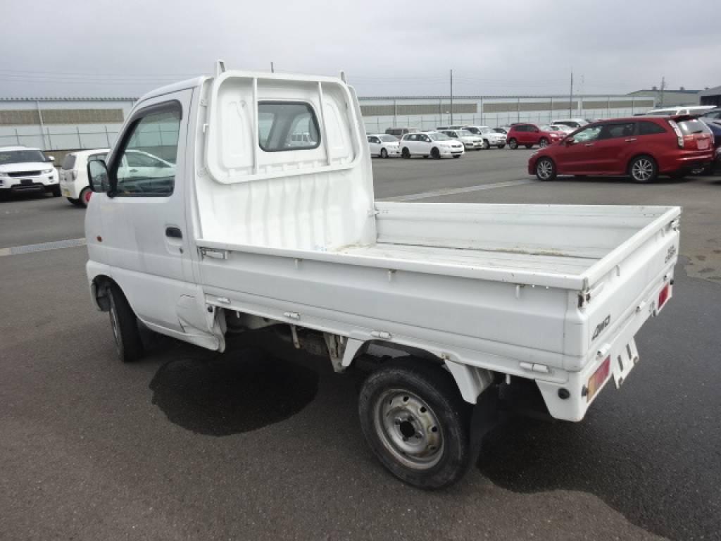 Used 1999 MT Suzuki Carry Truck DB52T Image[2]