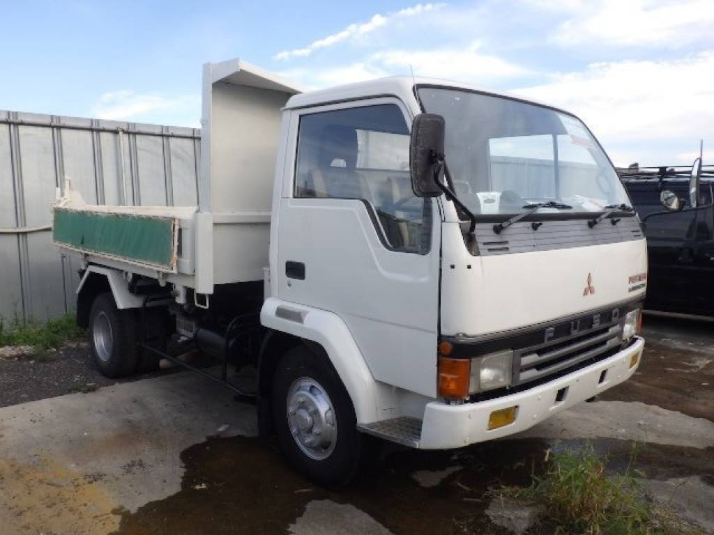 Used 1994 MT Mitsubishi Fuso Fighter FK337CD
