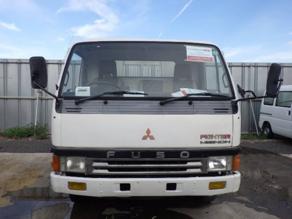Used 1994 MT Mitsubishi Fuso Fighter FK337CD Image[1]