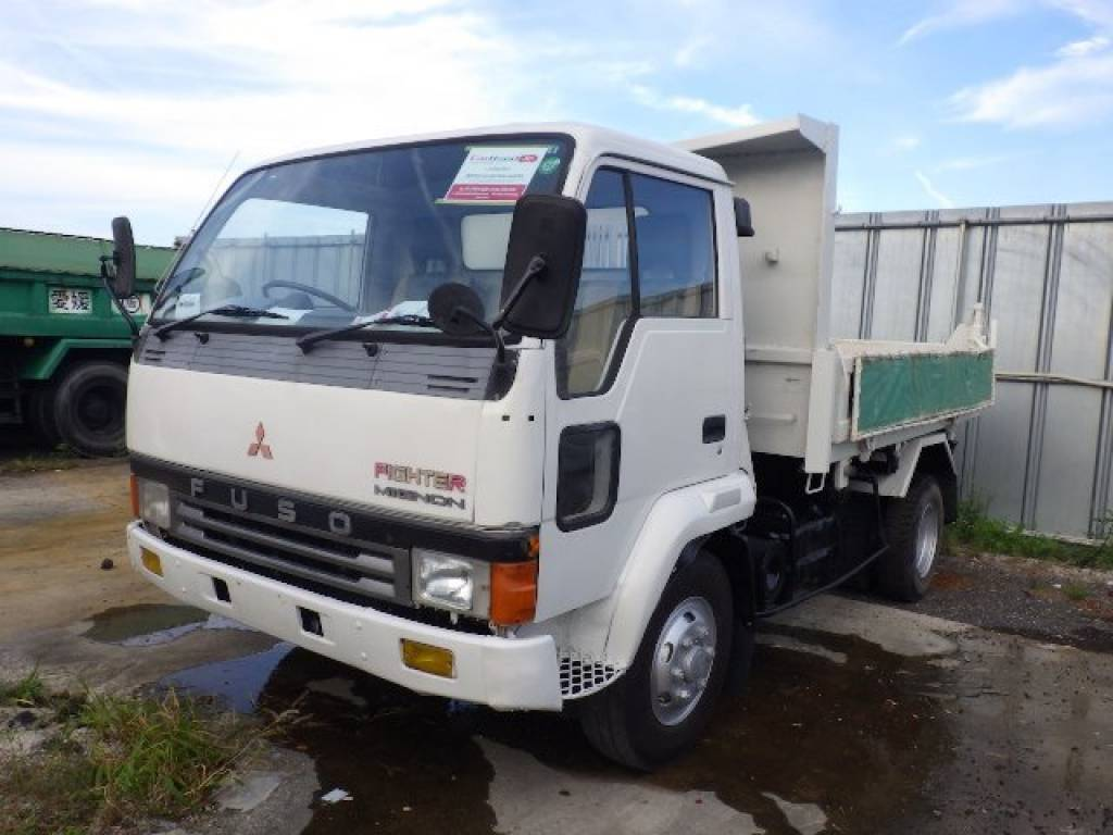 Used 1994 MT Mitsubishi Fuso Fighter FK337CD Image[2]