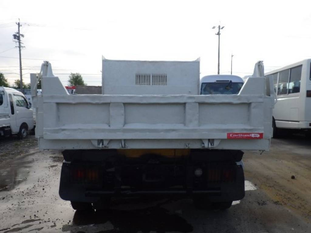 Used 1994 MT Mitsubishi Fuso Fighter FK337CD Image[3]