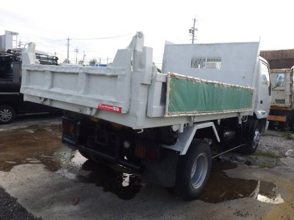 Used 1994 MT Mitsubishi Fuso Fighter FK337CD Image[4]